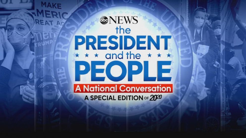 The President And The People The Town Hall Event Tonight At 9 8c On Abc Video Abc News