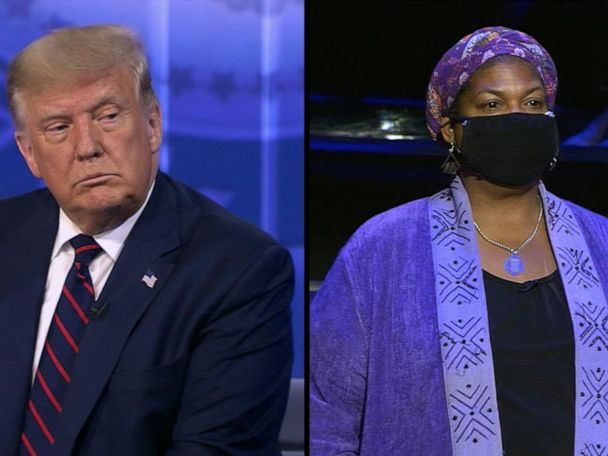 WATCH:  Trump on ABC News town hall: We will protect coverage for preexisting conditions