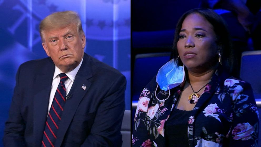 Trump on ABC News town hall: Trump responds to question about path to US citizenship