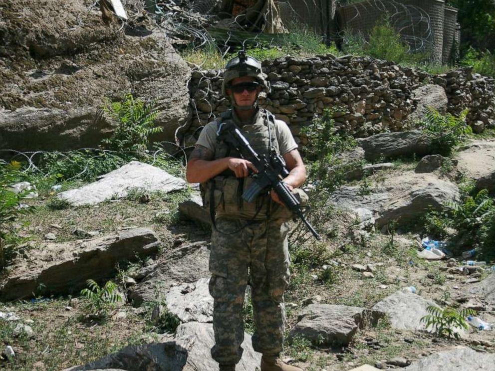 PHOTO: Sam Herr was a 26-year-old Army war veteran.