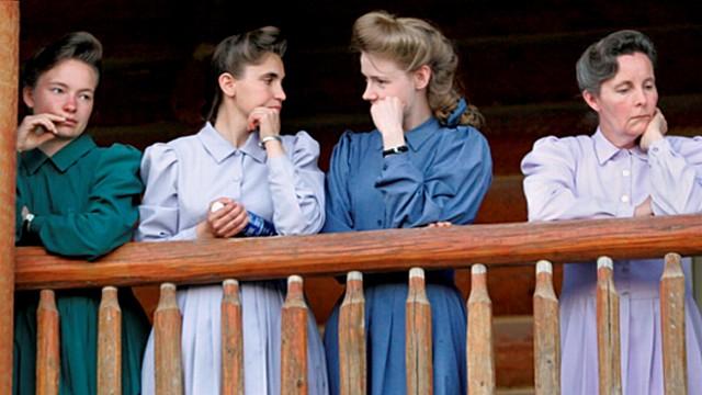 polygamy sex videa lesbický anální popruh