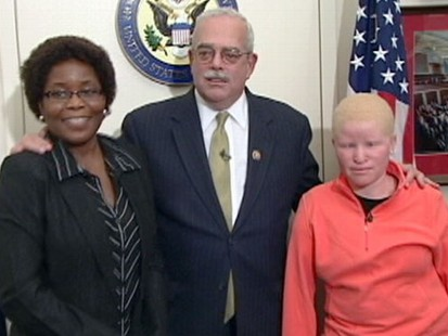 VIDEO: After gruesome attack, Mariamu Staford helps raise awareness on albino killings.