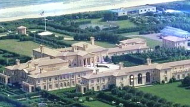 The world of billionaire bling video abc news for Billionaire homes in usa
