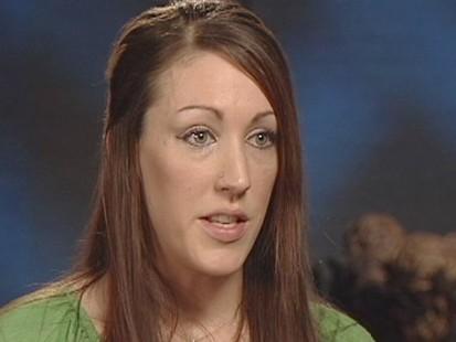 VIDEO: Sole survivor at murder scene feels guilt over lost memories of slain family.