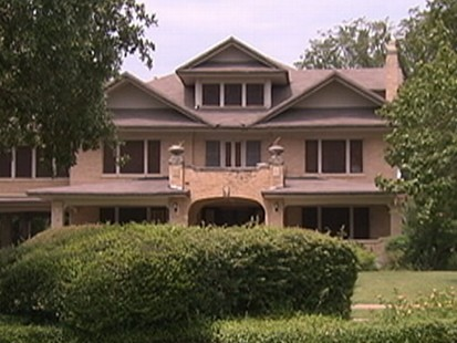 Mary Ellens Mansion: Real Dallas Drama
