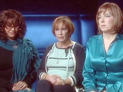 VIDEO: Diane Reeve tells Elizabeth Vargas Philippe Padieus victims are united.