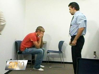 Interrogation Reenactment