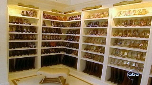 Inside Mariah Careys Closet