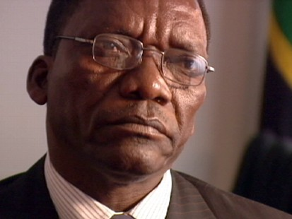 VIDEO: Mizengo Pinda tells ABCs Juju Chang his government is trying to stop attacks.