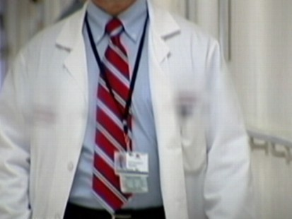 How Your Doctors Tie Could Kill You