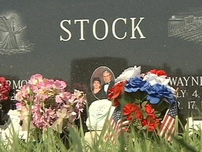 VIDEO: Wayne and Sharmon Stock were murdered in their farmhouse on Easter Sunday 2006.