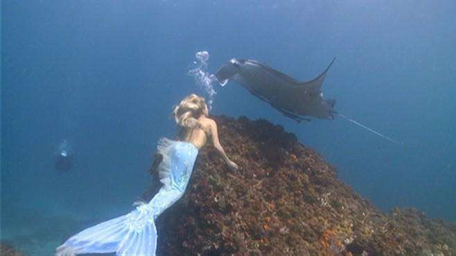 Real Life Mermaids Video