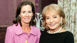 BARBARA WALTERS PRESENTS: THE 10 MOST FASCINATING PEOPLE OF 2009