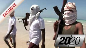 Photo: Among the Somali Pirates: Codes of Conduct, Life on Land