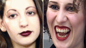 Image result for Real-life Vampires couples