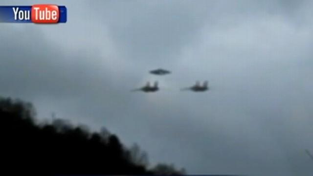 Jets Escort UFO? Video - ABC News