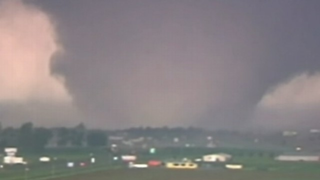 Extreme Weather Oklahoma Tornado Video Abc News