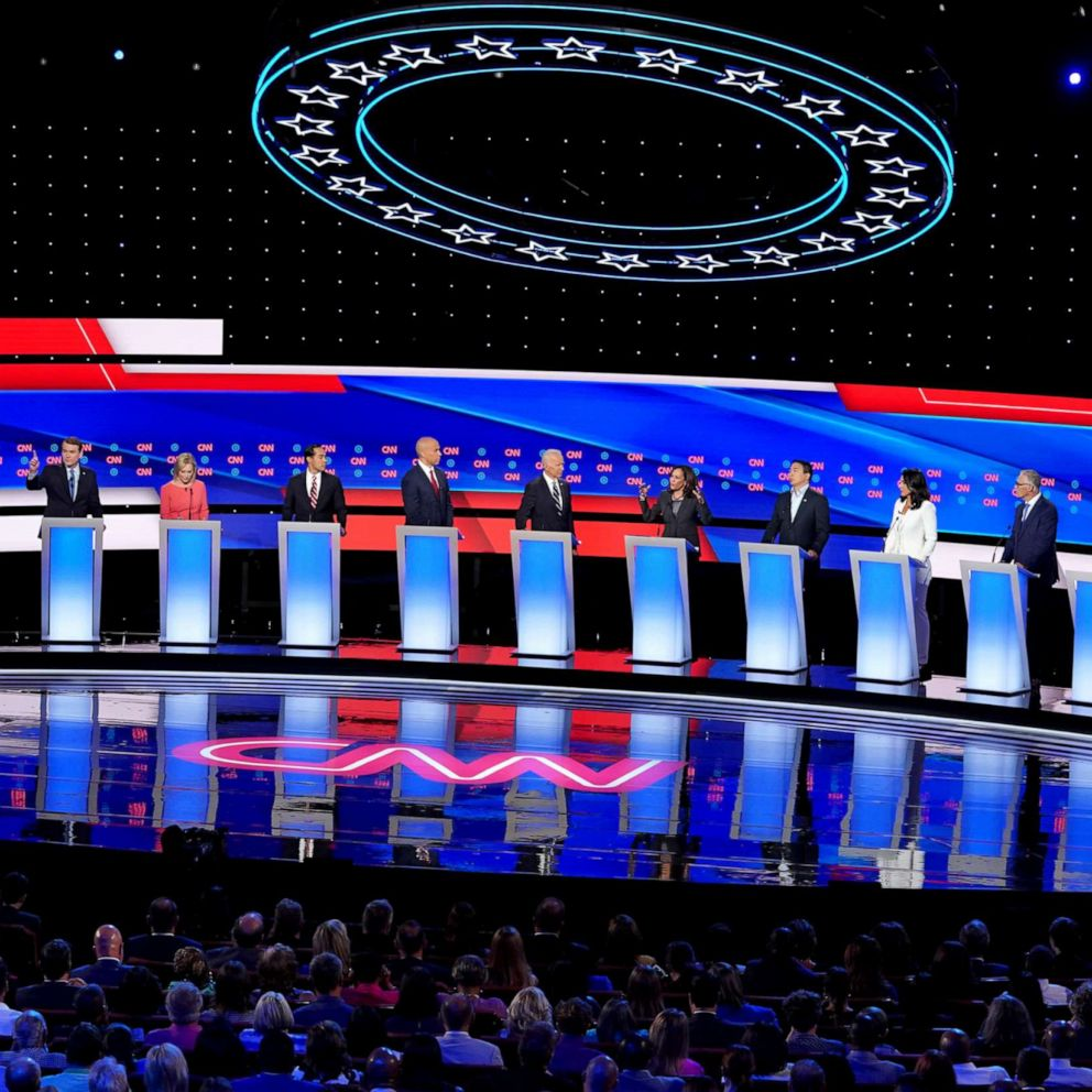 Democratic Presidential Debate: Moments that mattered from night 2