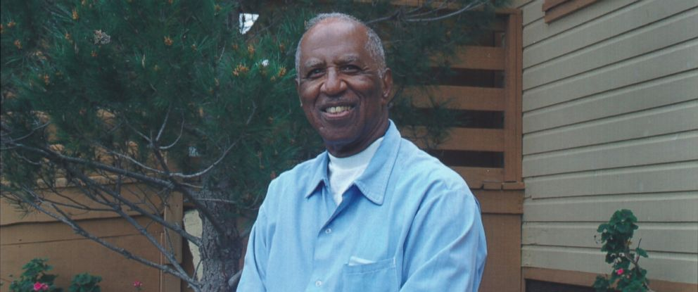 Don Bohana is seen here wearing his prison uniform in this recent family photo.
