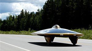 Photo: GMâ??s new solar car