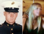 PHOTO:A beautiful 18-year-old girl meets a handsome Iraq-bound Marine in a chat room. Who would have thought it would lead to a two-year affair, a love triangle and murder?