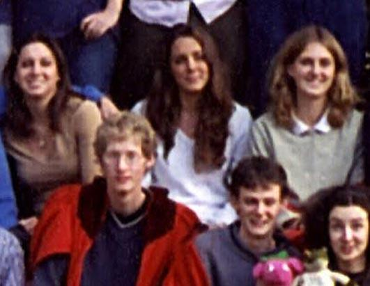 Prince William And Kate Middleton S Young Love At St Andrews University Photos Abc News