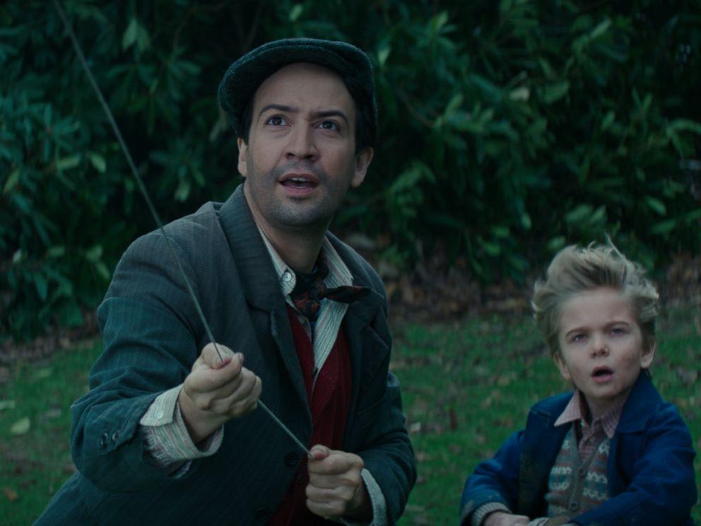 DisneyLin-Manuel Miranda stars as Jack in the 2018 film