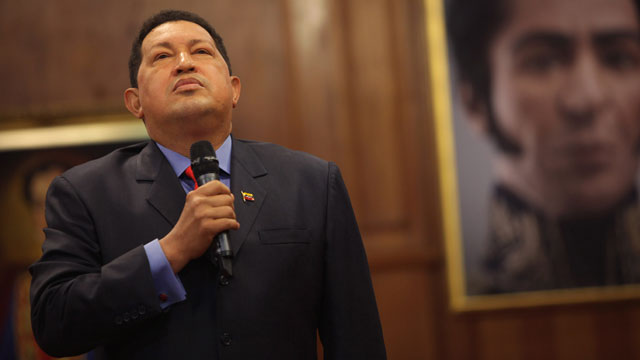 PHOTO:Simon Bolivar. Chavez has asked his countrys legislature for permission to travel to Cuba for more medical treatment after spending much of the past 18 months fighting cancer.