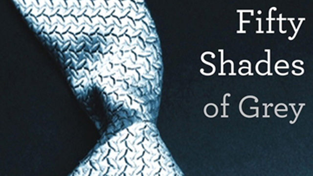 PHOTO:Cover of '50 Shades of Grey'
