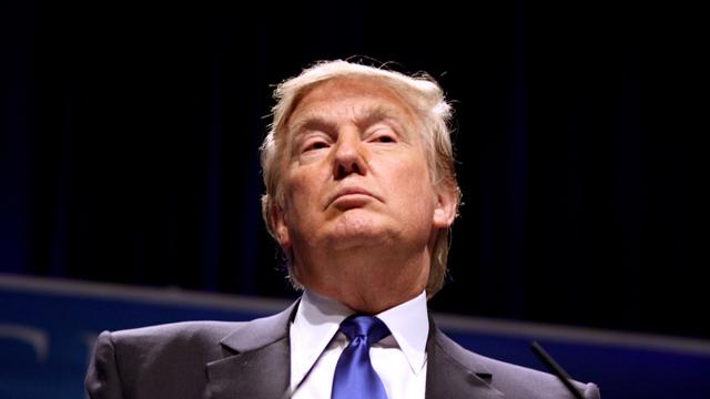 PHOTO:Donald Trump