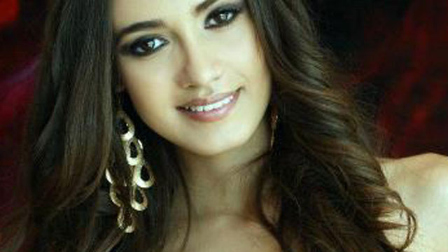 PHOTO:Susana Flores, the winner of this years Mujer Sinaloa beauty pageant, died in a shootout in Sinaloa State on Saturday.