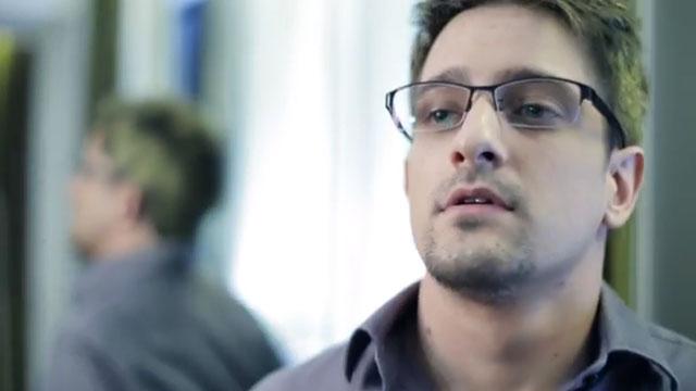 Edward Snowden Film Stream