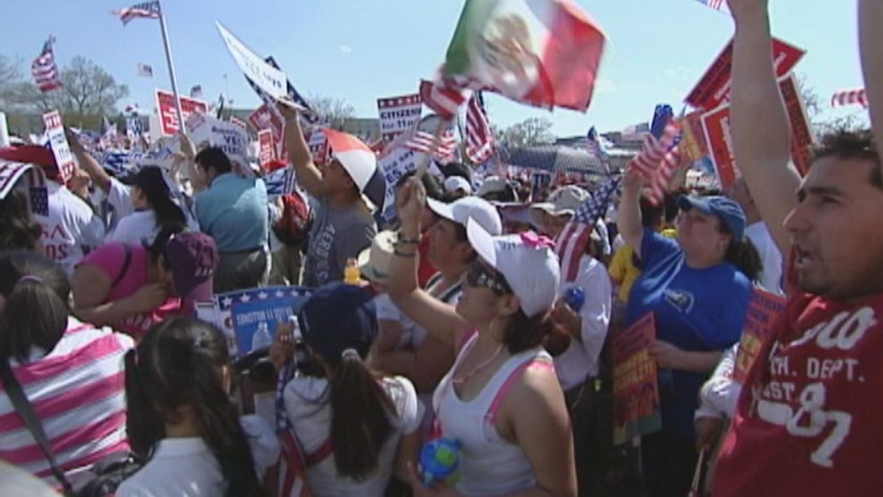 Immigration reform seemed possible this year, but events like Syria may be getting in the way.