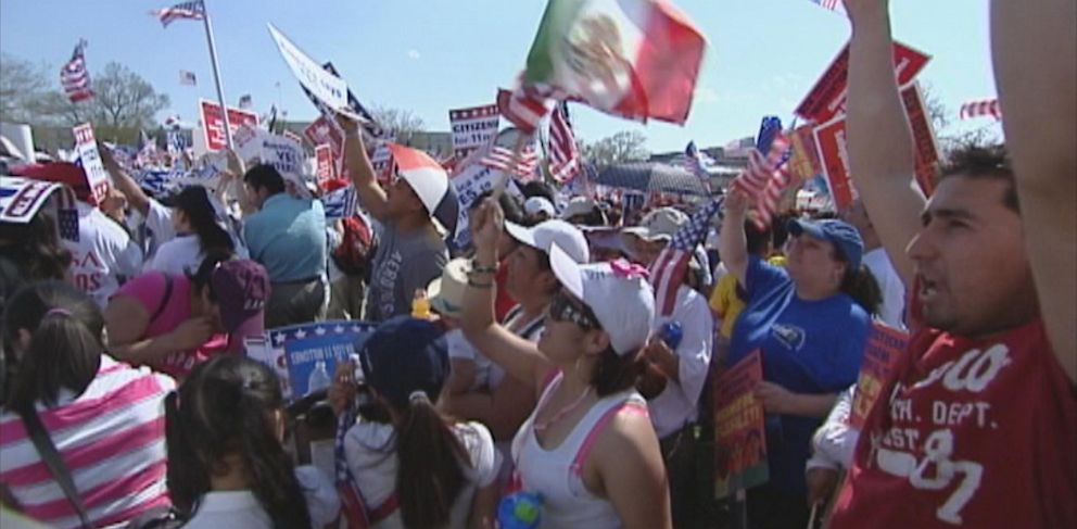 PHOTO: Immigration reform seemed possible this year, but events like Syria may be getting in the way.