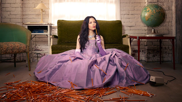 PHOTO:Ginnifer Goodwin as Snow White/Mary Margaret in Once Upon A Time.