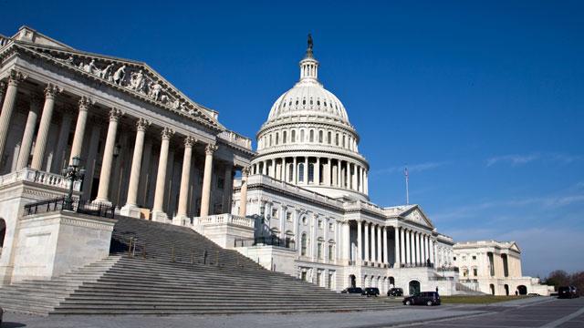 PHOTO:The Capitol is seen in Washington, Thursday, Nov. 29, 2012.