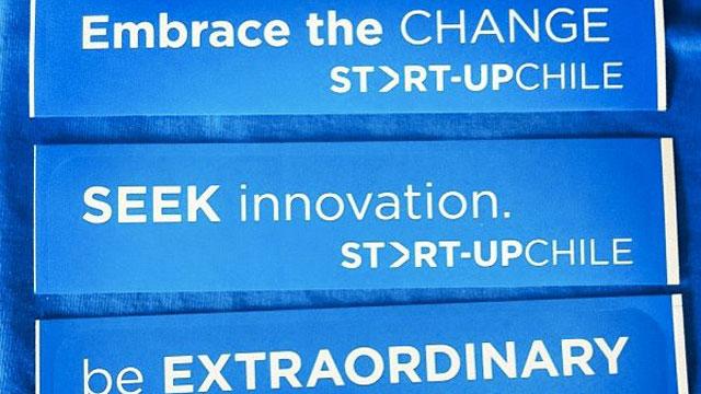 PHOTO:Start-Up Chile