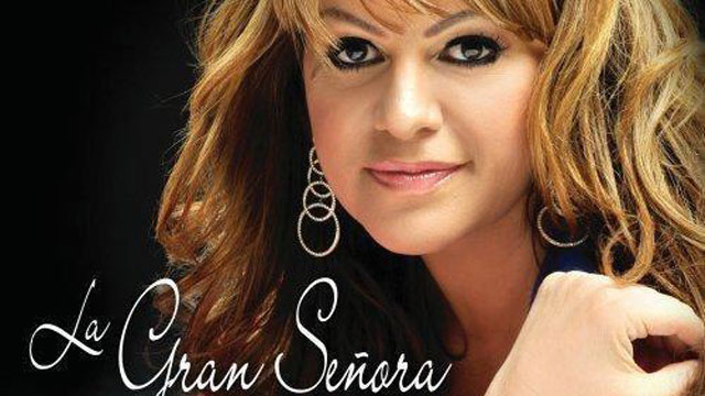 Album cover, La Gran Senora