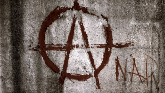 PHOTO: anarchy
