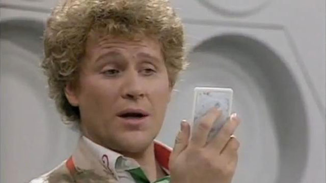 PHOTO:The Sixth Doctor IS The Doctor