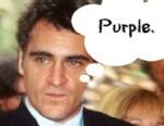 PHOTO:Best Actor nominee Joaquin Phoenix