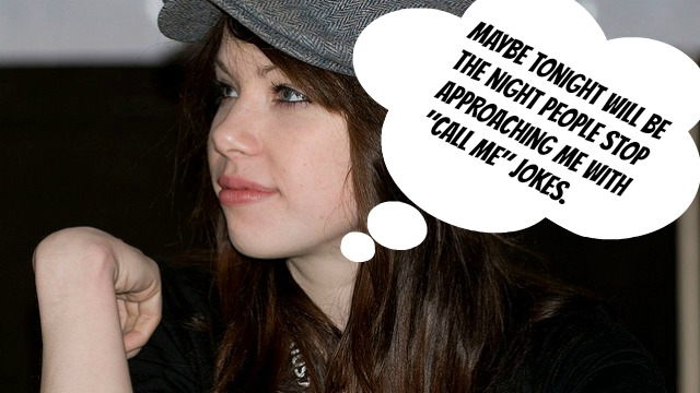 """PHOTO:Will """"Call Me Maybe"""" earn Carly Rae Jepsen a Grammy?"""