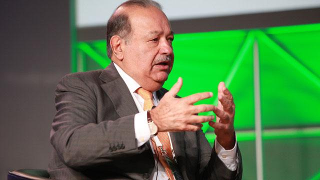 PHOTO:Carlos Slim
