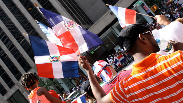 PHOTO: Dominican Day Parade