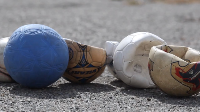 PHOTO:Creators of the One World Futbol say its more durable and therefore better able to serve the needs of children in developing countries.