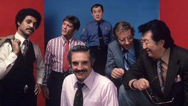 PHOTO: The cast of Barney Miller