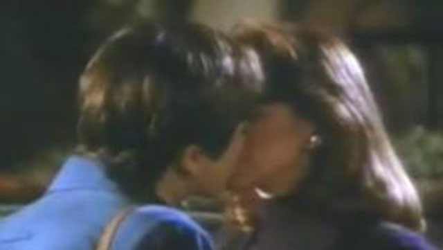 "PHOTO: The kiss that launched a thousand ""lesbian episode"" kisses"