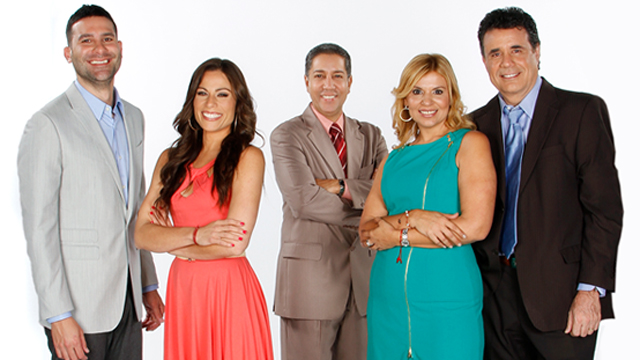 PHOTO: WAPA TV has replaced SuperXclusivo with a new gossip and news show called Lo Sé Todo.