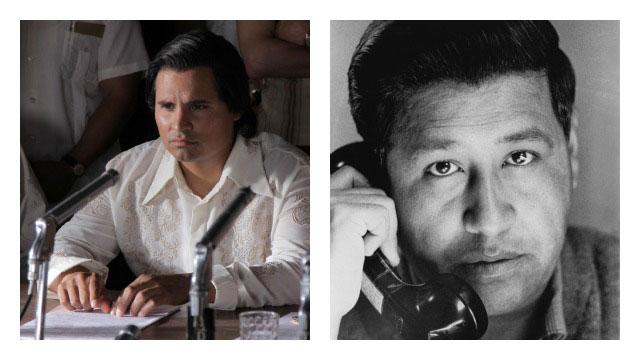 PHOTO:Michael Peña as Cesar Chavez