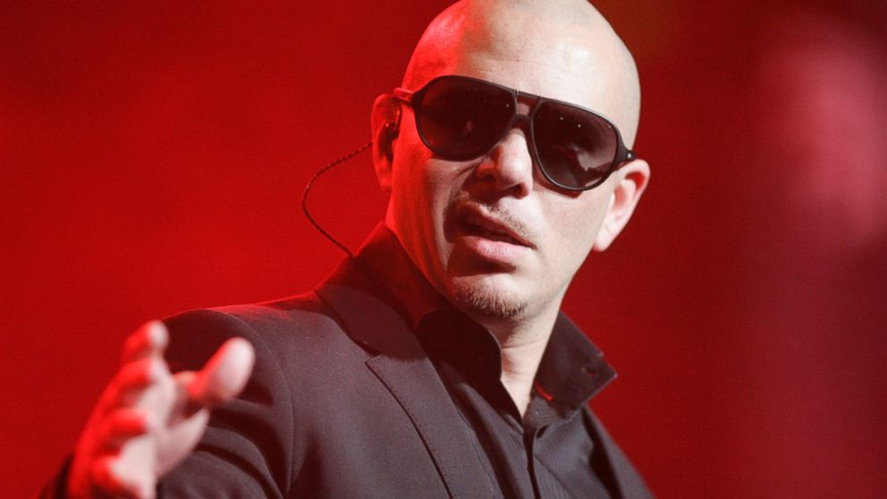 Pitbull Launches An Unlikely New Venture Abc News